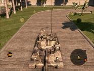 Jaguar Tank Top Front