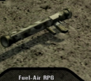 Fuel Air RPG