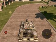 Iron Mountain Heavy Tank Top Rear