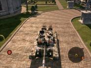 Iron Mountain Heavy Tank Top Front