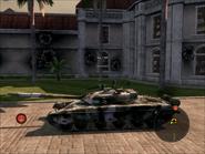 Iron Mountain Heavy Tank Left Side
