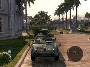 Guardian Artillery Front