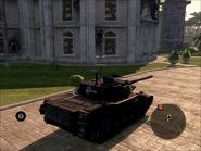 Mantis Light Tank Rear Quarter