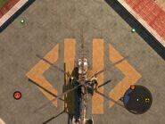 Locust Assault Helicopter Top