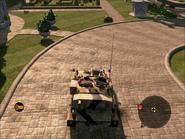 Puma Light Tank Top Rear