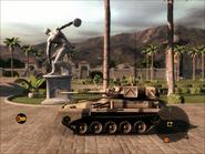Puma Light Tank Left Side