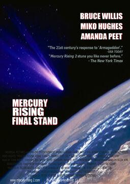 Mercury Rising 2 Poster