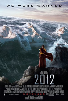 2012 pre-release poster
