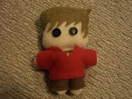 Arthur doll thing
