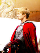 Bradley James Behind The Scenes Series 5