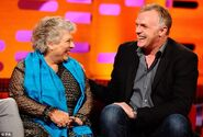 William-is-left-stunned-as-harry-potter-actress-miriam-margolyes-says-she-is-fascinated-to-satisfy-him-due-to-his-race los-t 2