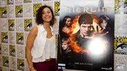 Angel Coulby Comic Con 2012-1