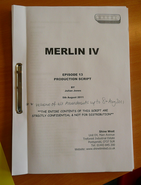 Merlin Series 4 Episode 13 Script