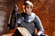 Arthur in The Battle for Camelot