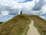 220px-Glastonbury tor (the final climb) arp