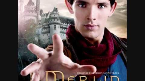Merlin's Arrival At Camelot