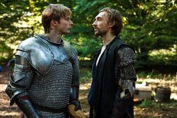 Arthur vs. Alvarr