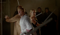 Arthur, Tristan and Isolde