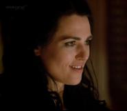 Morgana talking to Alator