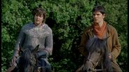 7Mordred and Merlin