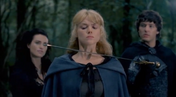 Eira with mordred and morgana