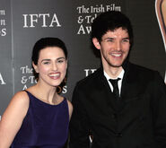 Katie McGrath and Colin Morgan-6