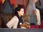 Katie McGrath Behind The Scenes-2