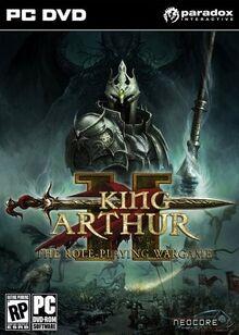 King Arthur 2 Boxart