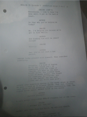 File:Merlin Series 4 Episode 6 Script.png
