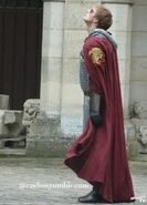 Bradley James Behind The Scenes Series 5-8