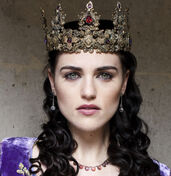 Queen morgana