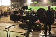 Cast and Crew Behind The Scenes Series 5-11