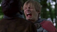 Bradley James Merlin Series 4 Gag Reel