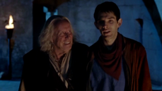 Gaius and Merlin
