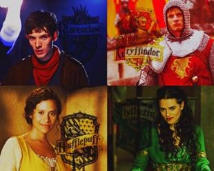 Merlin hogwarts