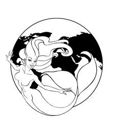 World Mermaidlogo