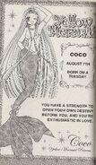 Manga - Profile Coco