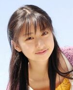 Asumi Nakata - Natural Look