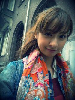 Asumi Nakata - Casual Look