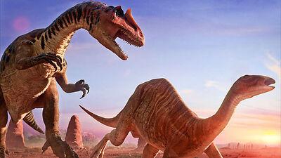 PDAllosaur