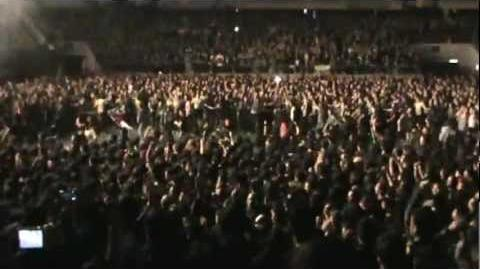 Kreator (The Metal Fest Chile 2012) mosh pit