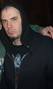 Phil Anselmo, Milano, ottobre 2012 (crop)