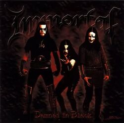 Damned in Black
