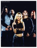 Arch Enemy bandpic