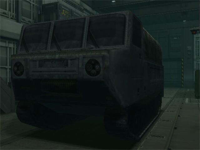 File:The M548 in the Nuclear warhead storage building (Metal Gear Solid The Twin Snakes).jpg