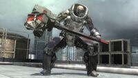 Cyborg (Heavily Armed) ready 02