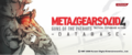Mgs4 database.png