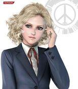 Paz portrait