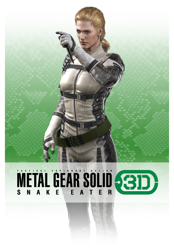 CUSTOM ' BIG BOSS MGS3 ' by STANJOKER on DeviantArt