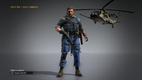 Iron Blue Scarf SP